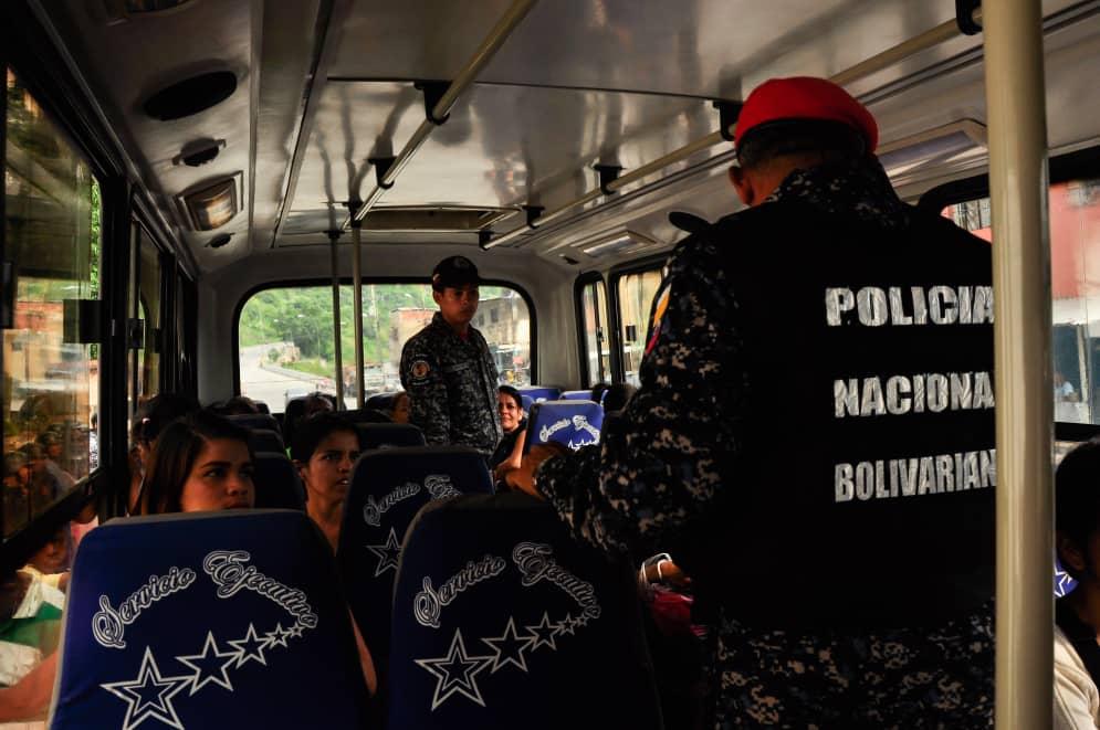 PNB refuerza Cuadrantes de Paz en la parroquia Sucre de Caracas (7)
