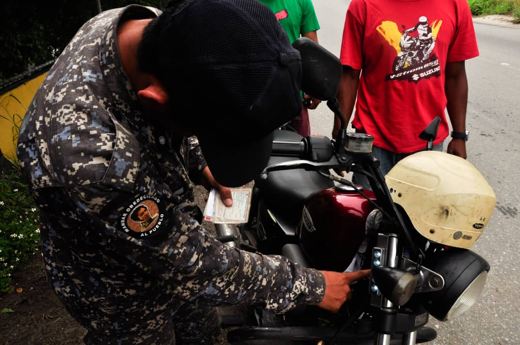 PNB refuerza Cuadrantes de Paz en la parroquia Sucre de Caracas (8)