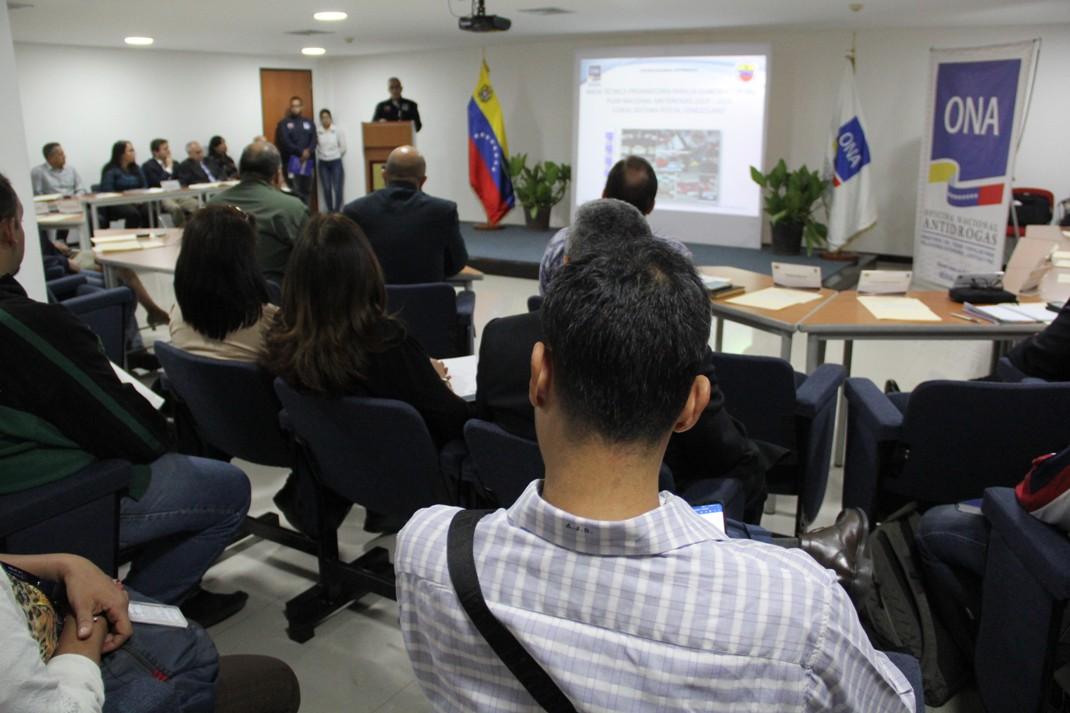 Plan Nacional Antidrogas 2019-2025 incluirá sistema de identificación biométrico para envío de encomiendas (4)