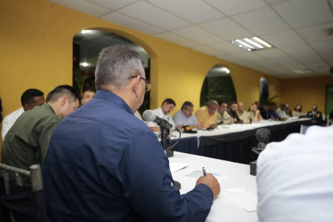 REUNIÓN DE SEGURIDAD CABIMAS (1)