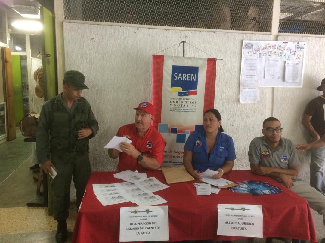 Registro mercantil de Vargas despliega jornada integral gratuita (2)