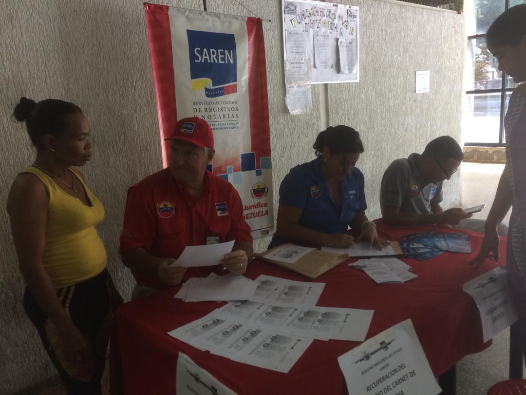 Registro mercantil de Vargas despliega jornada integral gratuita (4)