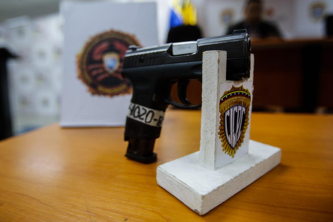 Séxtuple homicidio fue esclarecido por el Cicpc en Plan de Manzano (5)