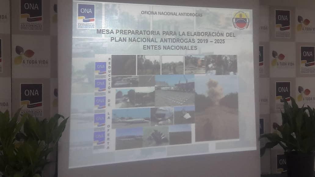 Saren participó en mesa de trabajo del Plan Nacional Antidrogas 2019-2025 (3)