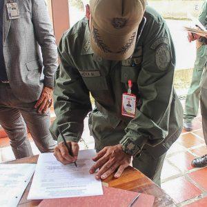 Senades, Daex y MP cumplen protocolo para la destrucción de armas de fuego del 2018 (12)