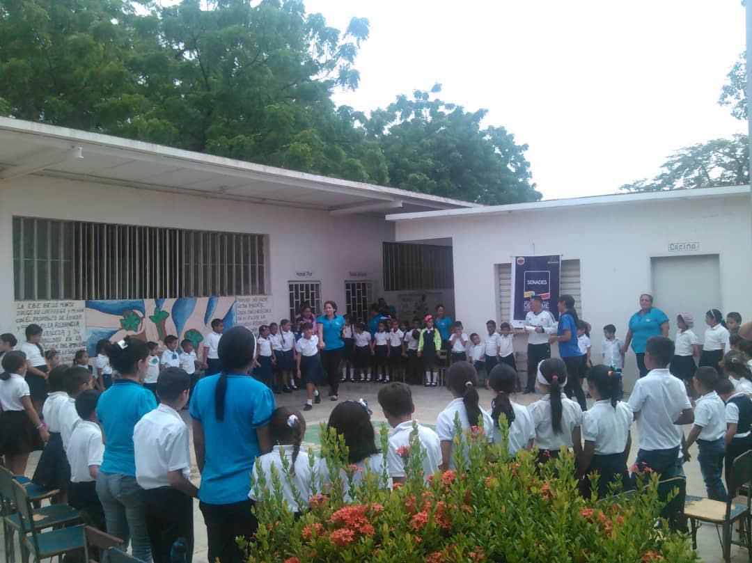 Senades atiende más de 70 estudiantes en el Zulia