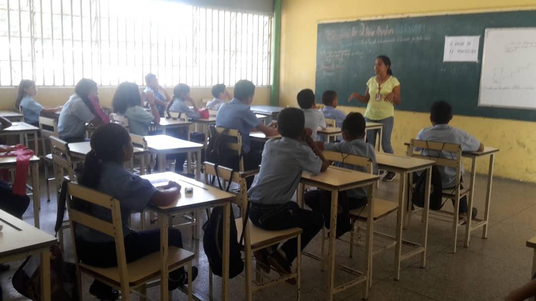 "Senades llevó el taller ""Un Mundo Sin Armas"" a 155 estudiantes en Táchira (1)"