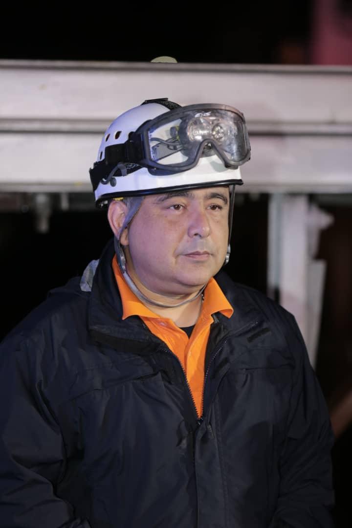 Sistema Nacional de Gestión de Riesgos se desplegó para atender afectaciones en la Gran Caracas (6)