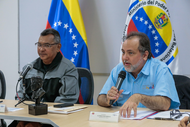 Unes formará en materia de Derechos Humanos a funcionarios policiales del país (18)