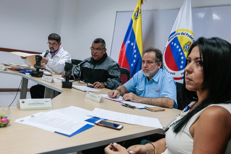 Unes formará en materia de Derechos Humanos a funcionarios policiales del país (9)