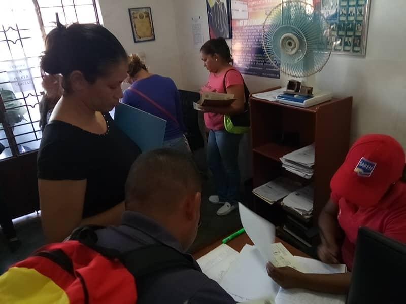 Universitarios en Cojedes protocolizaron sus títulos con el Saren (3)