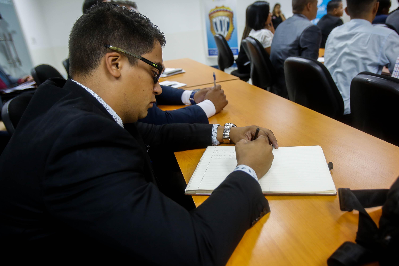 Visiip dictó Curso Especializado de Investigación de Homicidio (11)