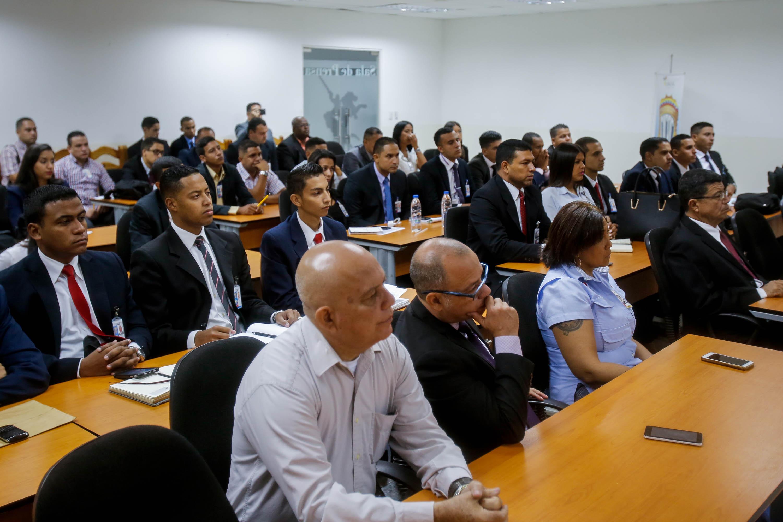 Visiip dictó Curso Especializado de Investigación de Homicidio (5)