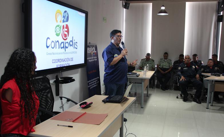 Visipol y Conapdis conmemoran la Semana de la Persona con Discapacidad Auditiva (1)