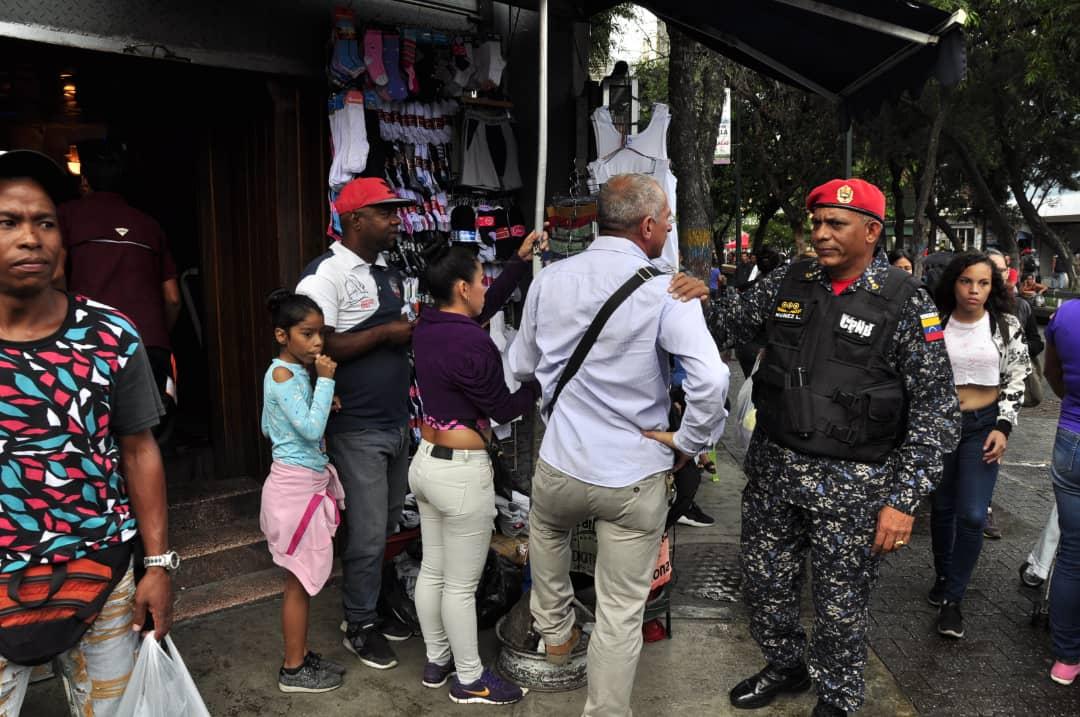 Activado despliegue de seguridad en Cuadrante 7 de la parroquia Sucre de Caracas (2)