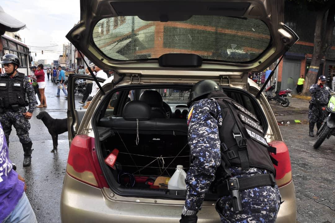 Activado despliegue de seguridad en Cuadrante 7 de la parroquia Sucre de Caracas (3)