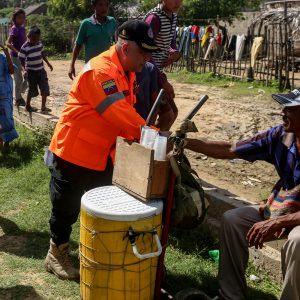 Atendidas más de 200 familias en el municipio Indígena Bolivariano Guajira tras fuertes precipitaciones (1)