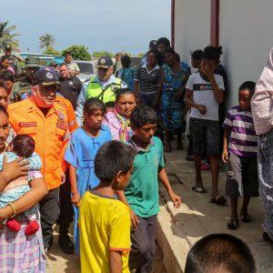 Atendidas más de 200 familias en el municipio Indígena Bolivariano Guajira tras fuertes precipitaciones (3)