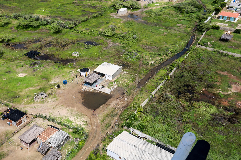 Atendidas más de 200 familias en el municipio Indígena Bolivariano Guajira tras fuertes precipitaciones (5)