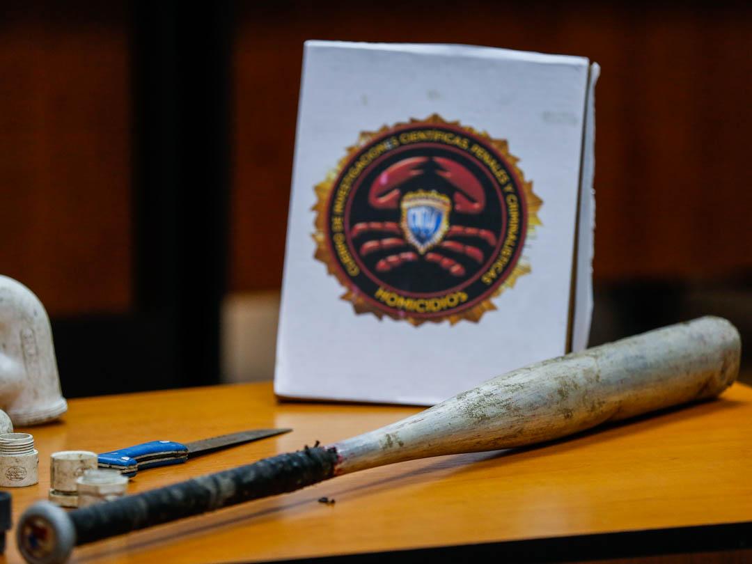 Cicpc esclareció doble homicidio en Caracas (2)