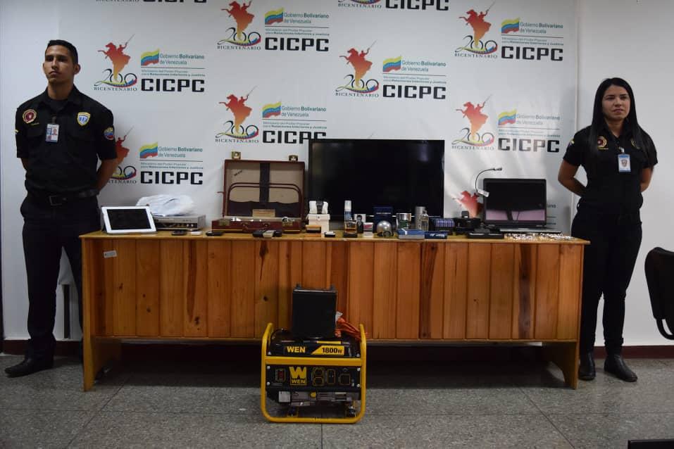 Cicpc esclareció doble homicidio en el Zulia (2)