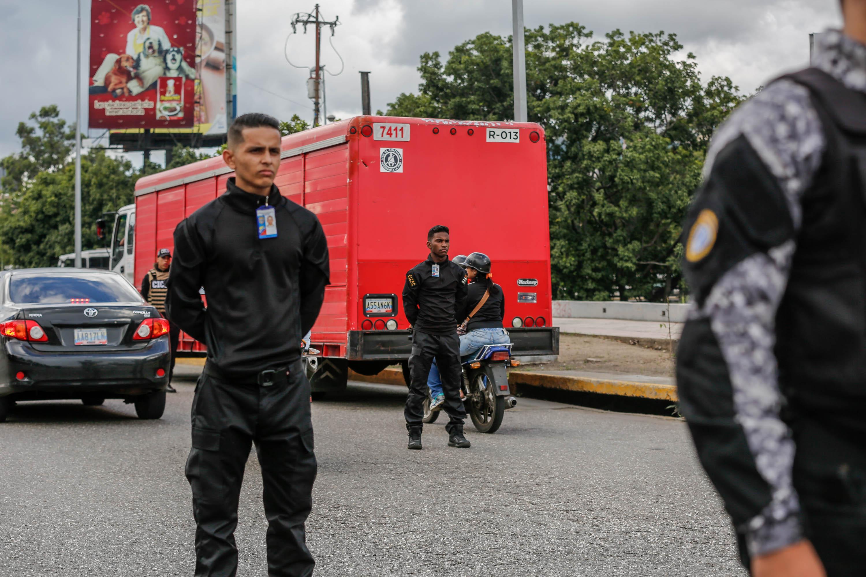 Cicpc inició dispositivo de revisión de vehículos en Caracas (13)