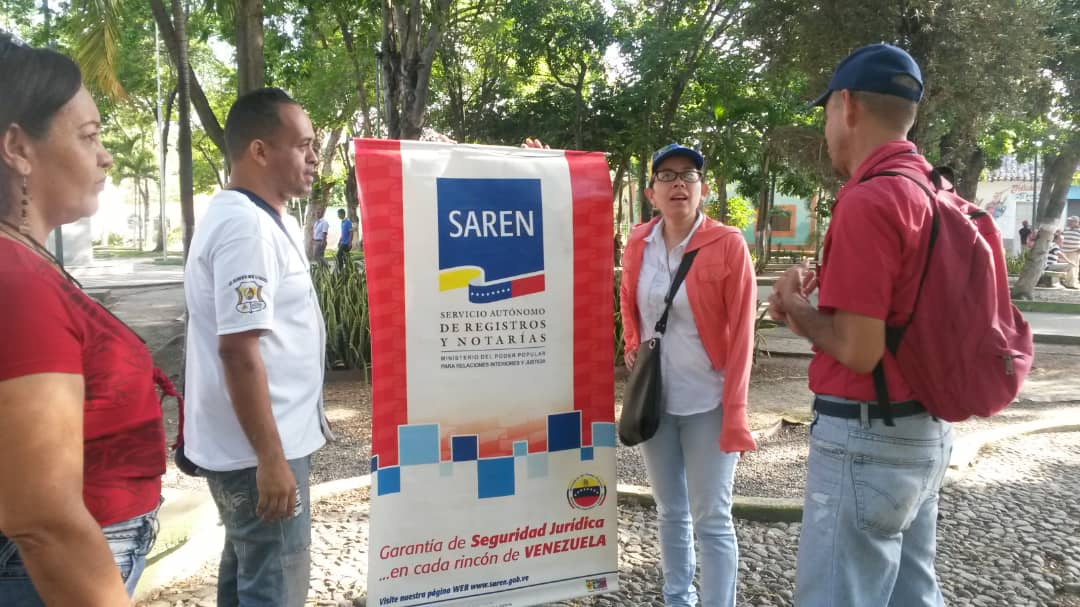Cojedes, Lara y Vargas despliegan servicios integrales del Saren (2)