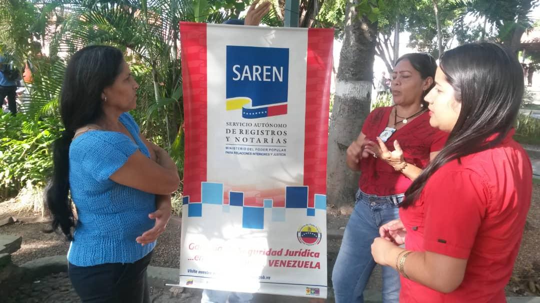 Cojedes, Lara y Vargas despliegan servicios integrales del Saren (3)