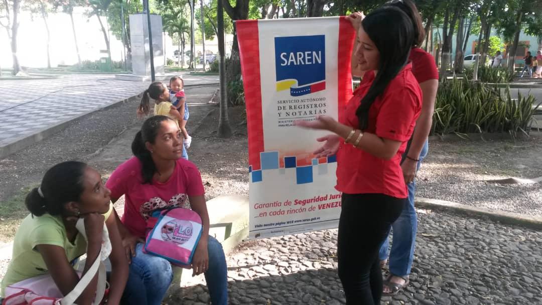 Cojedes, Lara y Vargas despliegan servicios integrales del Saren (4)