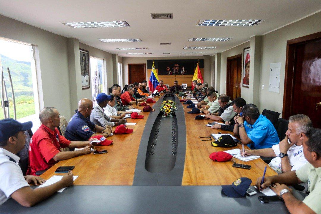 Con nuevo equipamiento refuerzan labor policialen estado Aragua (1)