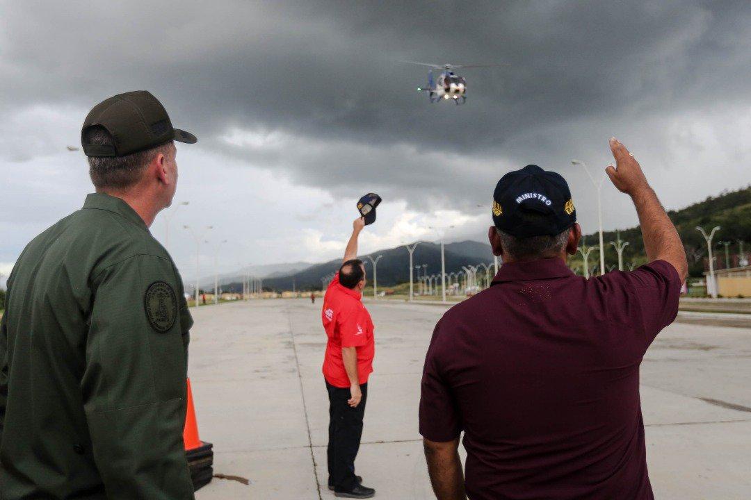 Con nuevo equipamiento refuerzan labor policialen estado Aragua (5)