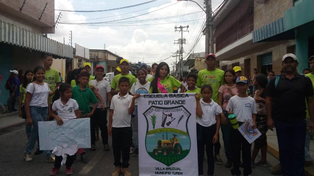 DPD  Barinas, Distrito Capital y Portuguesa se activaron por la Paz