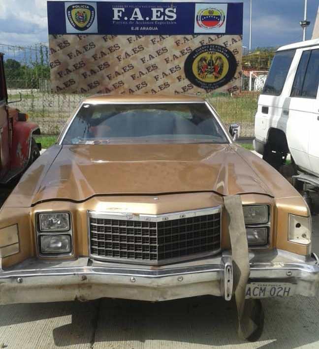 Desmantelada banda delictiva dedicada a la distribución de droga en Caracas-3