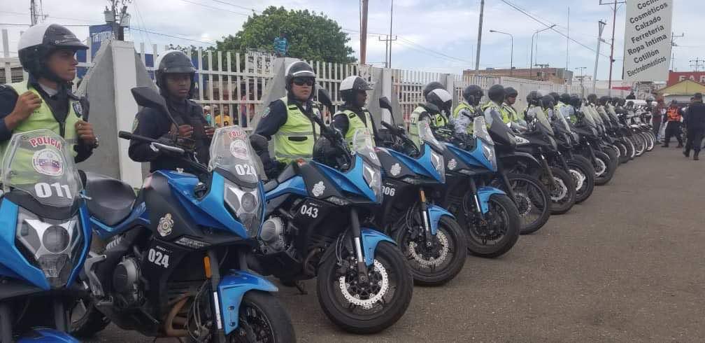 Despliegan 600 funcionarios de seguridad desde la Curva de Molina en el Zulia (4)