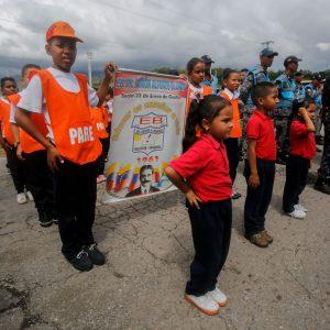 Despliegue del Servicio de la Policía Comunal en el eje Guarenas –Guatire (6)