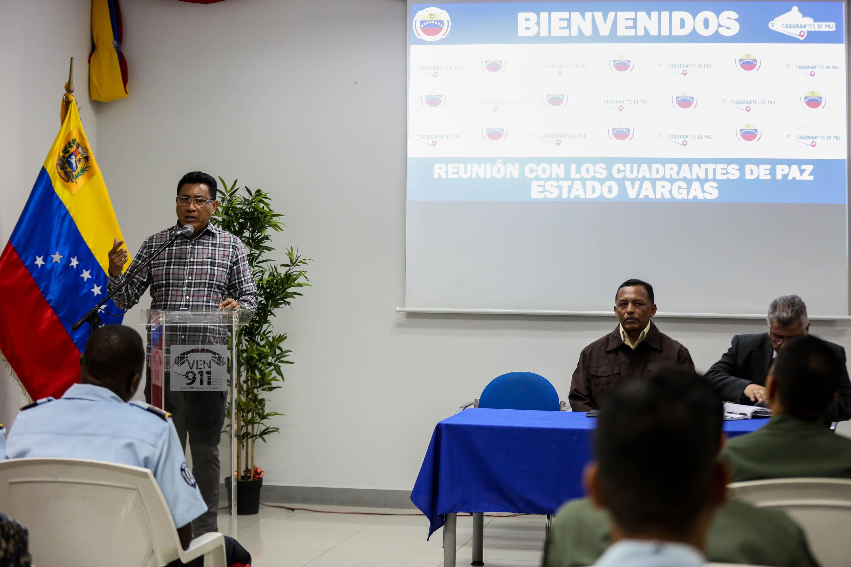 En 34.4 % ha disminuido el índice del delito de homicidio en Vargas (1)