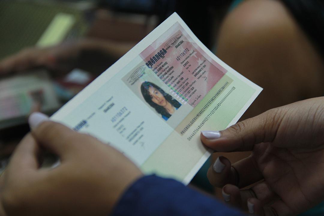 Entregados más de 14 mil documentos de identidad en oficinas de la Gran Caracas (1)