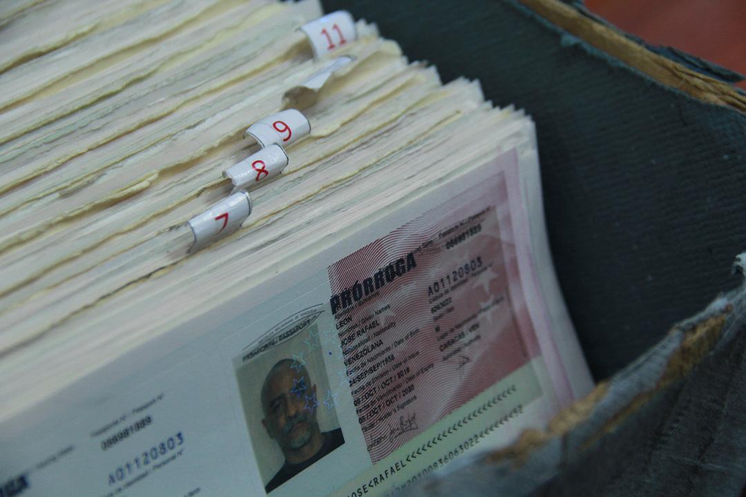 Entregados más de 14 mil documentos de identidad en oficinas de la Gran Caracas (2)
