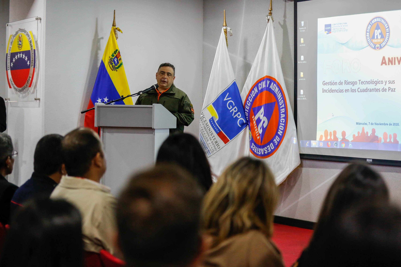 Foro Gestión de Riesgo Tecnológico y su incidencia en los Cuadrantes de Paz (2)