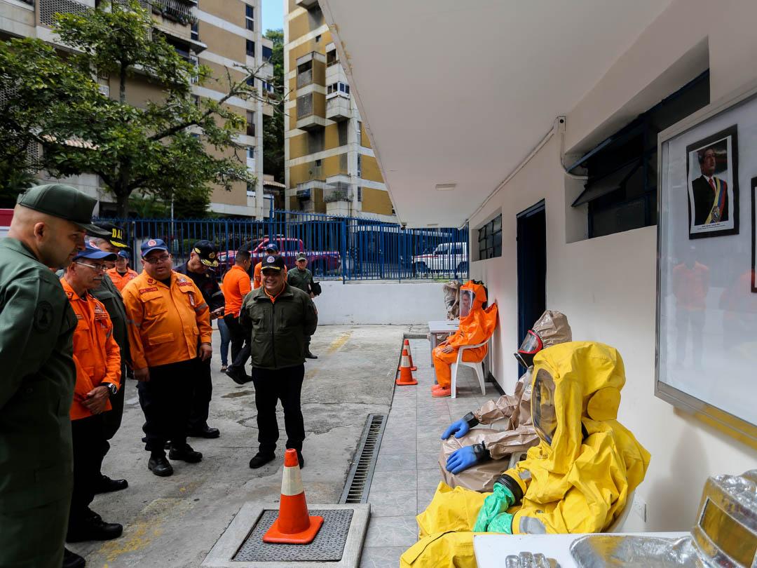 Funcionarios fortalecen conocimientos en emergencias nucleares y radioactivas