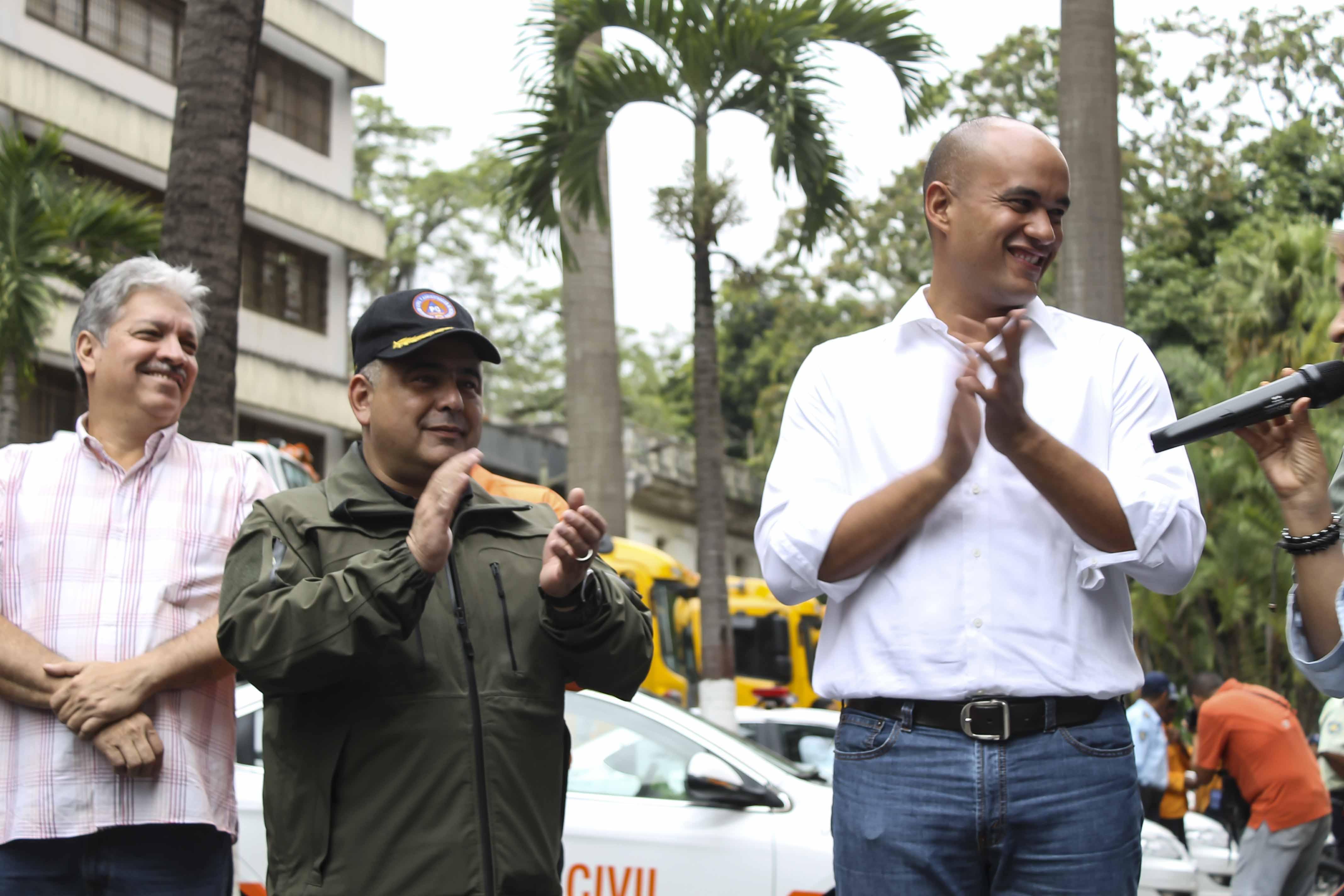Gobernación de Miranda entregó jerarquías a 160 funcionarios de PC (6)