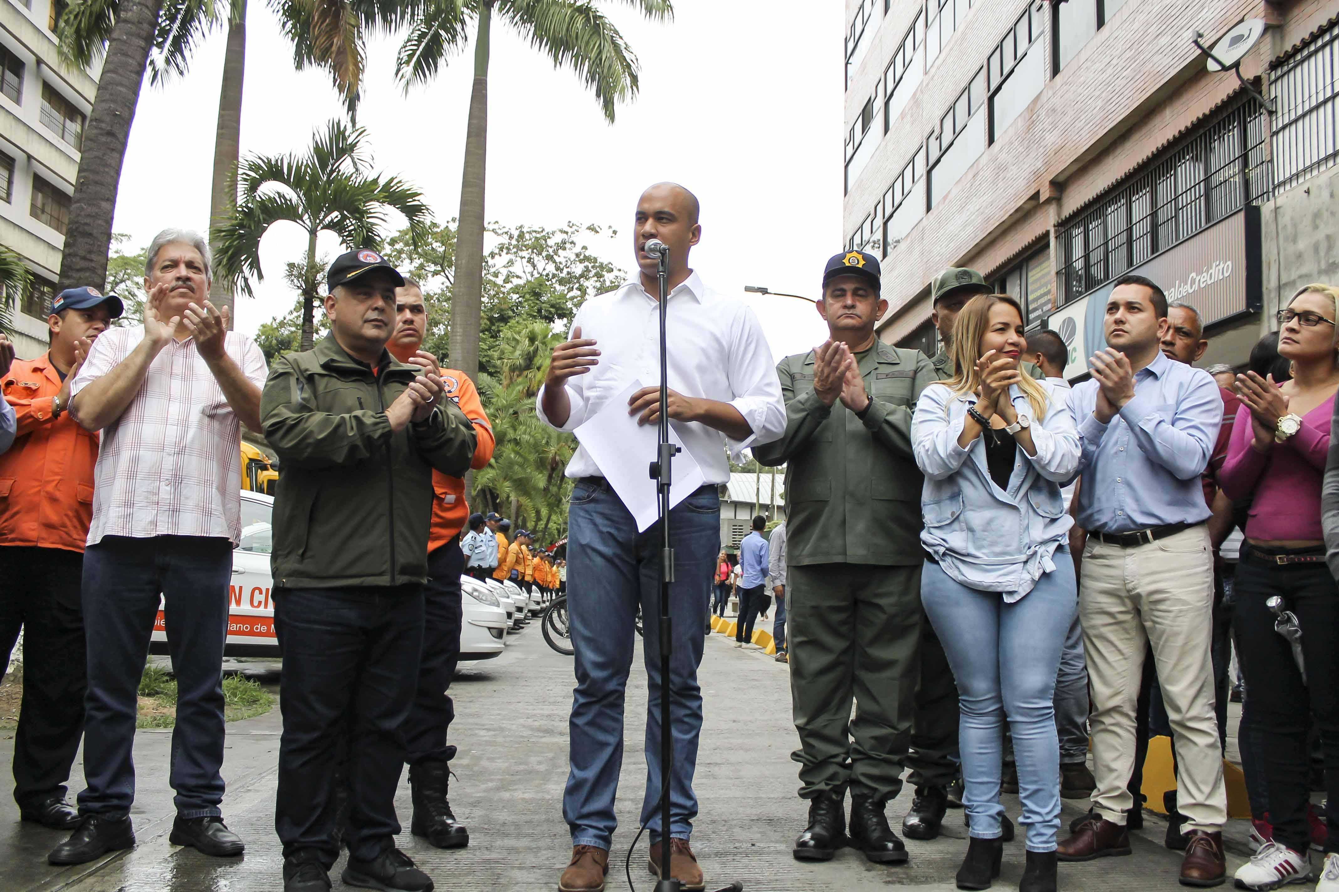 Gobernación de Miranda entregó jerarquías a 160 funcionarios de PC (8)