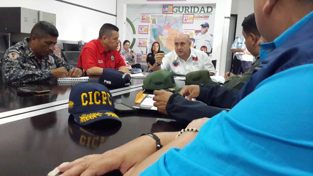 Incidencia delictiva del estado Cojedes disminuyó 28,4% (2)