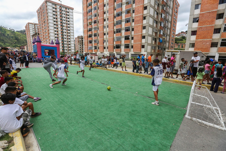 Jornada de prevención integral en Ciudad Tiuna (12)