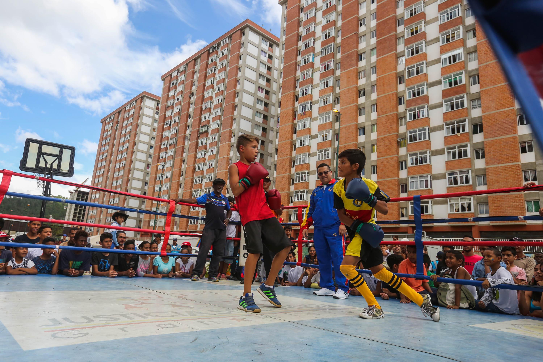Jornada de prevención integral en Ciudad Tiuna (17)