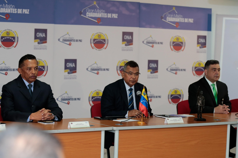 Aportes de profesionales de la comunicación fortalecerán la Gran Misión Cuadrantes de Paz