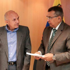 Ministro Néstor Reverol sostuvo un encuentro con la Comisión de Defensa de la ANC (5)