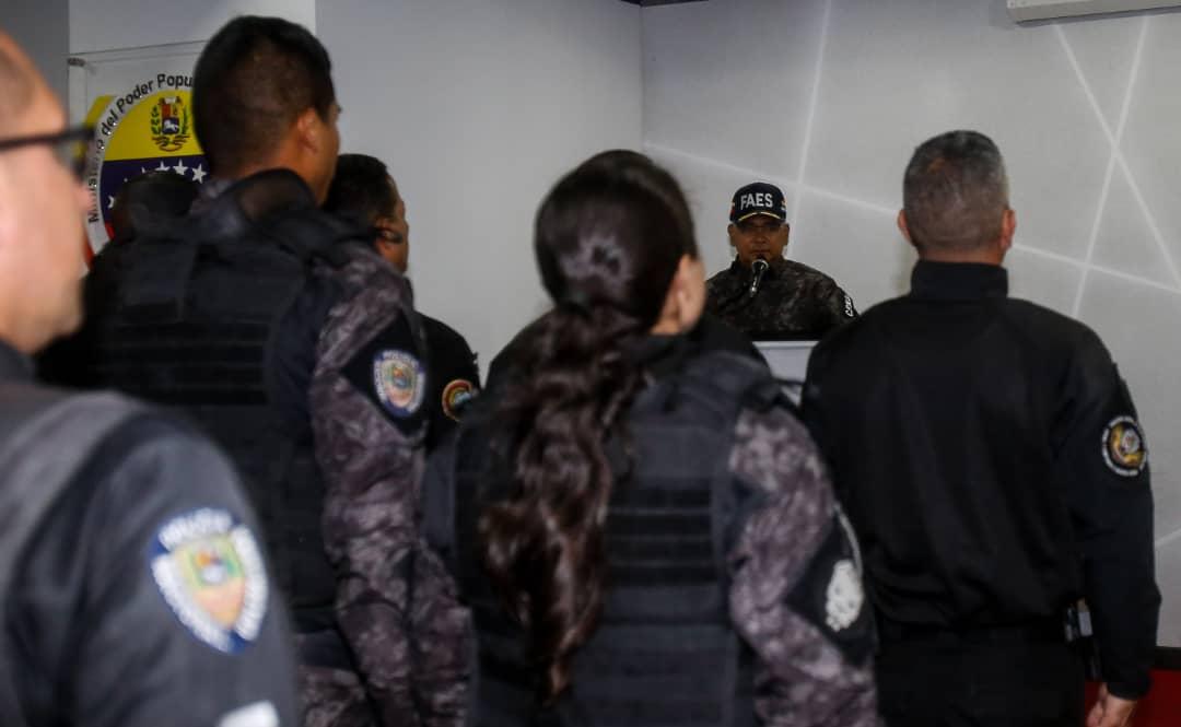 Ministro Reverol: Se creará Escuela de Formación y Capacitación de Fuerzas de Acciones Especiales