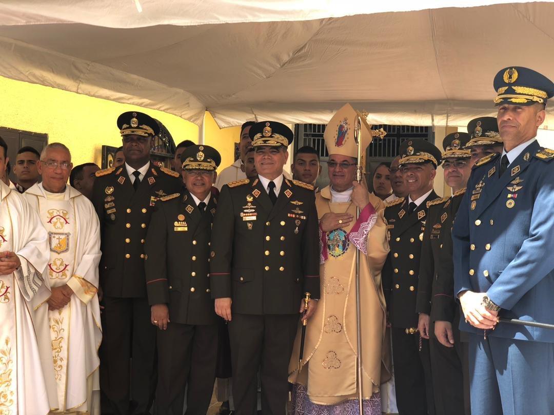 Ministro Reverol celebró junto al pueblo zuliano misa en honor a la Chinita (2)