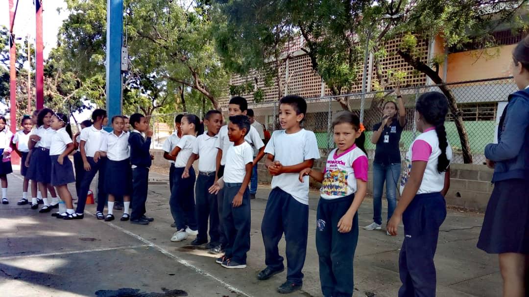 No a la Violencia dijeron 85 estudiantes de la U.E. Virginia Gil de Hermoso en Falcón (14)